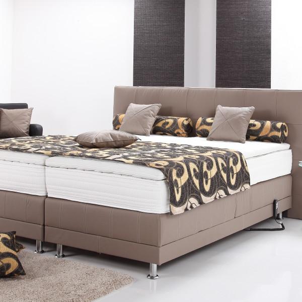 boxspringbett denver osterburg matratzen. Black Bedroom Furniture Sets. Home Design Ideas