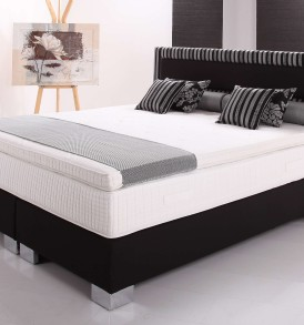 Boxspringbett Highend Platinum