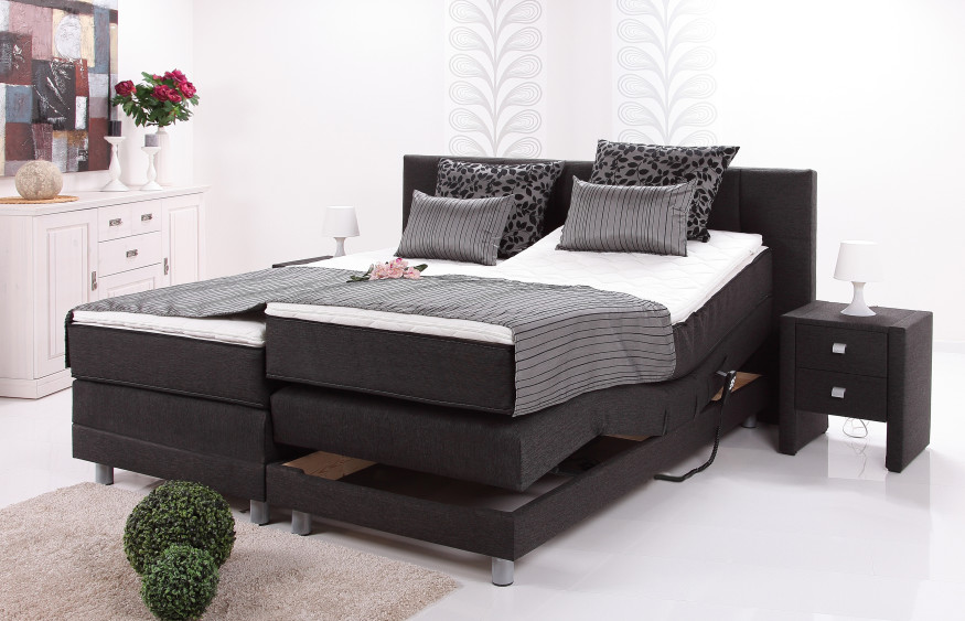 boxspringbett sheraton osterburg matratzen. Black Bedroom Furniture Sets. Home Design Ideas