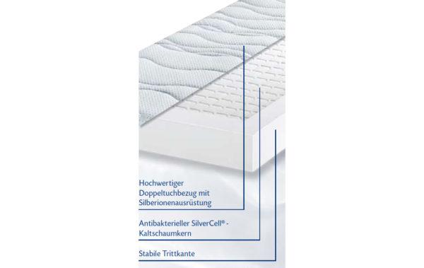 Kindermatratze Schneeflocke Produkteigenschaften Osterburg Matratzen