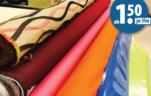 Laufend Abverkauf von Möbelstoffen in Weida