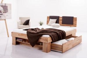 Beispiel Holzbetten